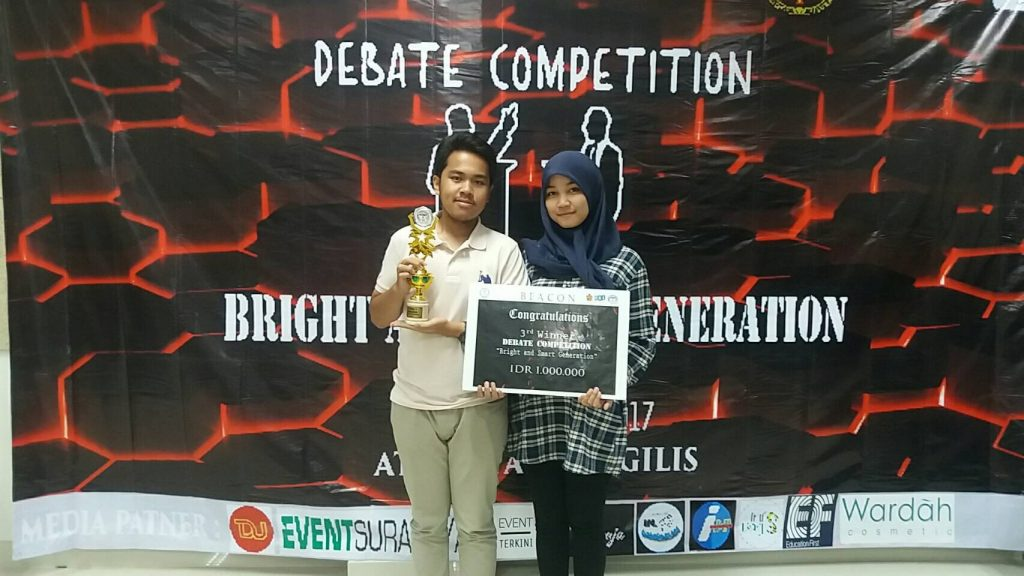 2nd Runner up BEACON UBAYA